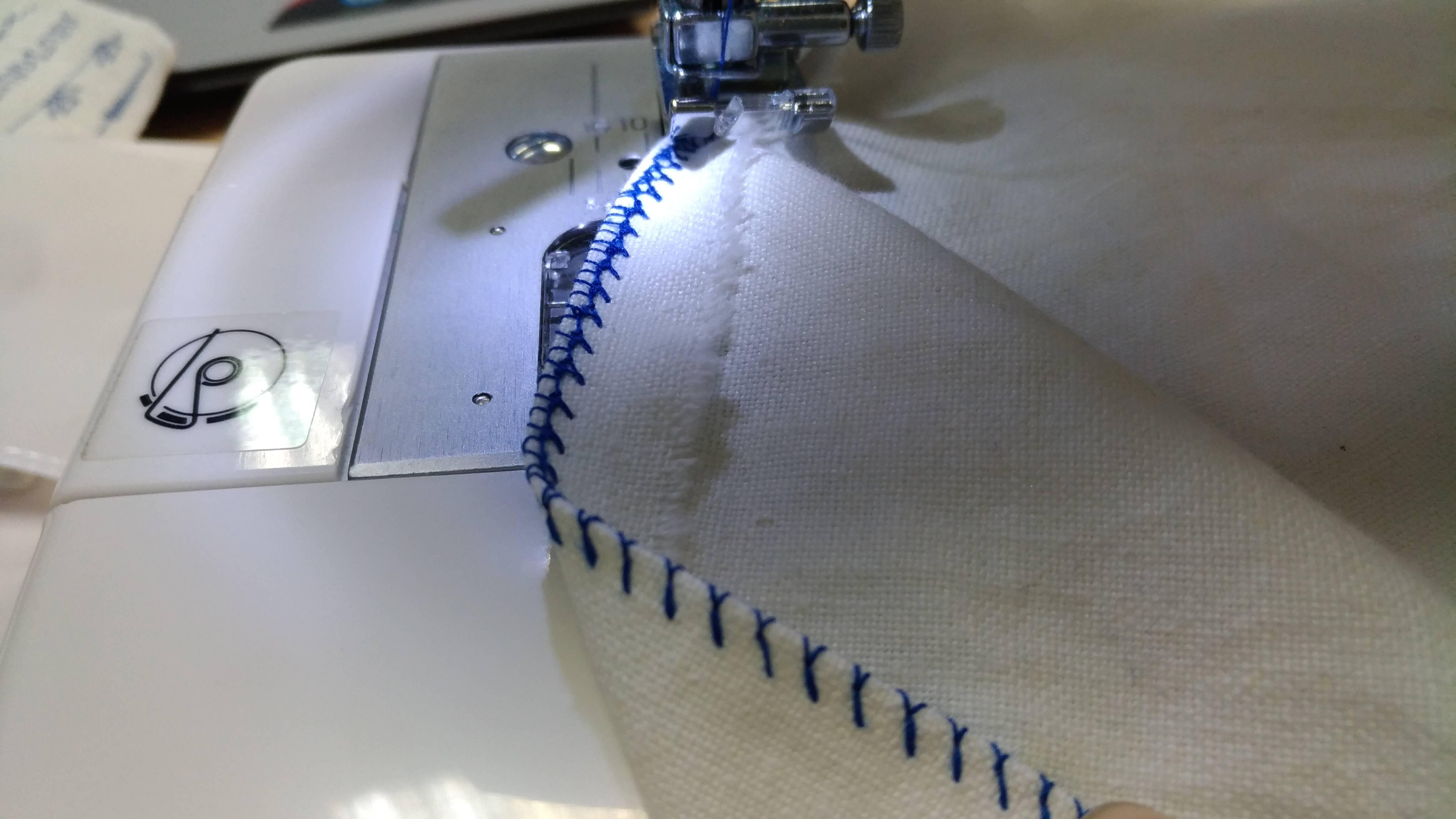 Приёмы шитья 77